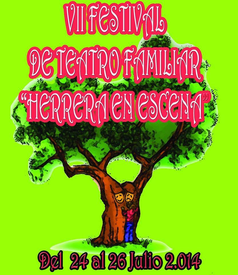 """Comienza el VII Festival de Teatro Familiar """"Herrera en Escena"""""""