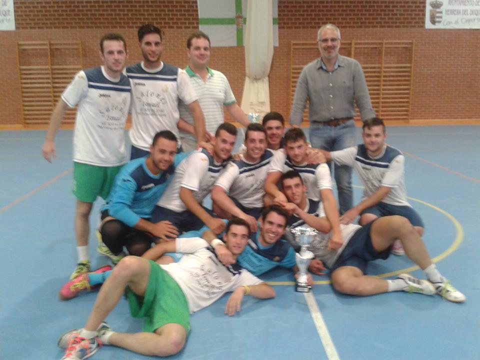El equipo HEDEJU gana las 24 horas de fútbol sala