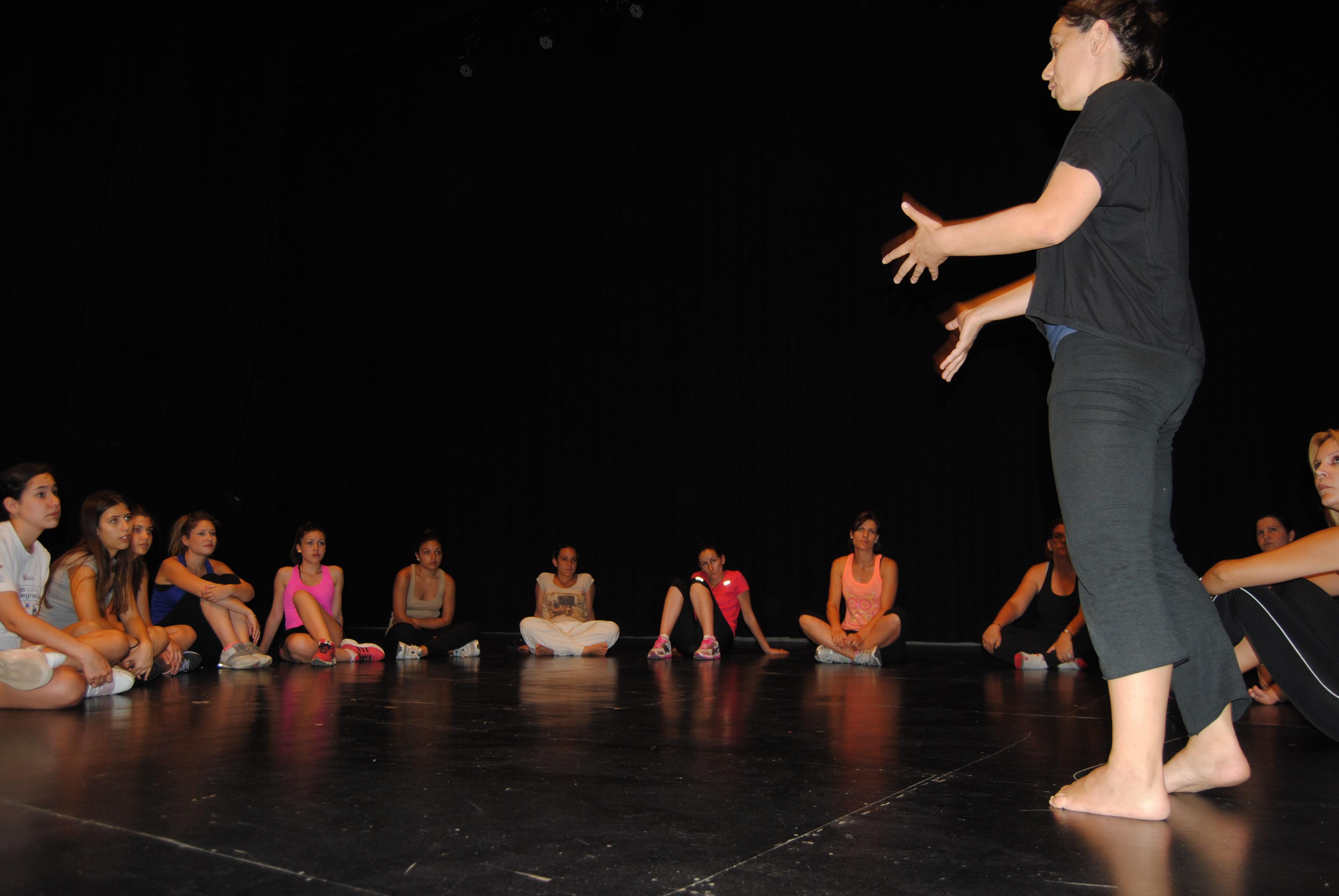 """Hoy viernes 18 se clausura el programa """"Danza en Movimiento"""" con una muestra de puertas abiertas"""