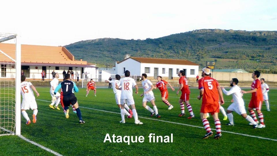 La SP Herrera empata contra la AD Llerenense y sigue sin perder