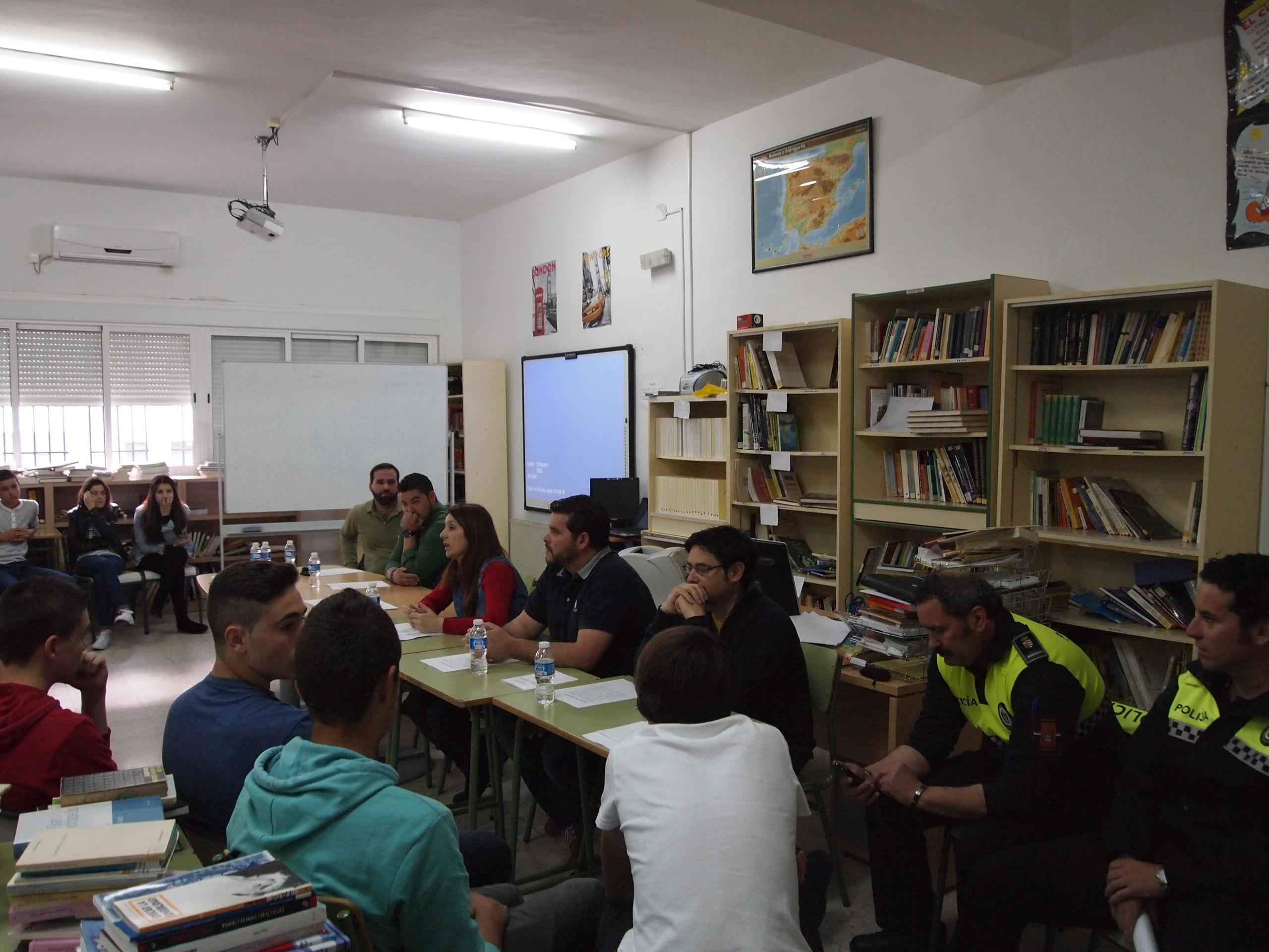 El IES Benazaire organiza unas jornadas de orientación académica y profesional para sus alumnos