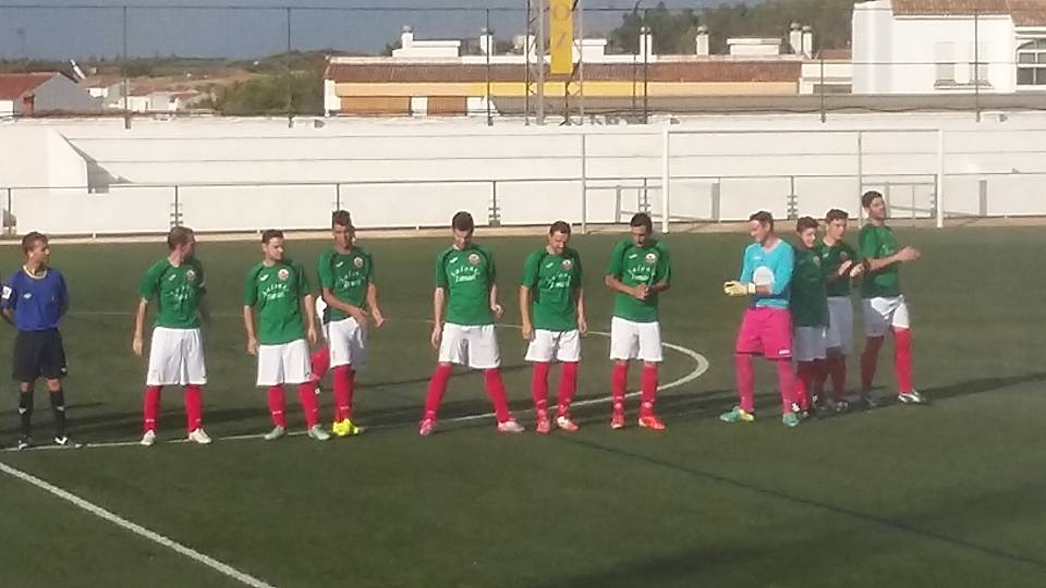 La SD Herrera disputa en su municipal la segunda jornada de liga con empate a cero frente a la SP Villafranca