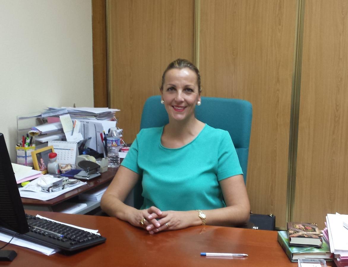 Entrevista con concepci n rocha camarero directora de la for Oficinas de liberbank en madrid